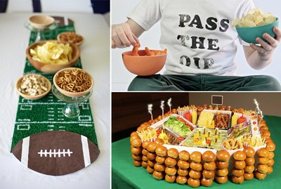 Super Bowl Last-Minute Party Ideas