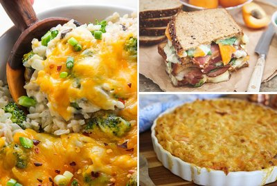 10 Melty, Gooey Cheese Recipes to Make America Grate Again