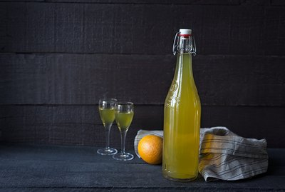 How to Make Homemade Orange Liqueur | eHow