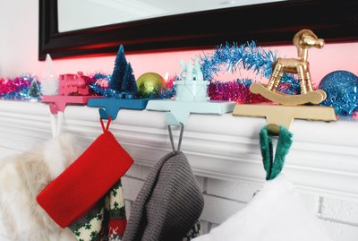 Toy Stocking Hangers