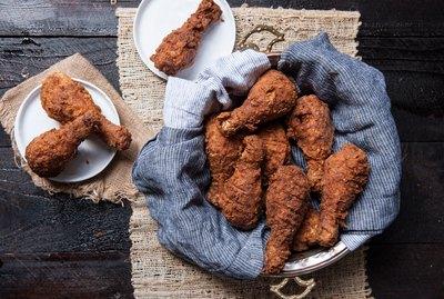 Very Best Fried Chicken Recipe