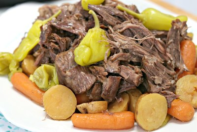 Mississippi Pot Roast in an Instant Pot Recipe