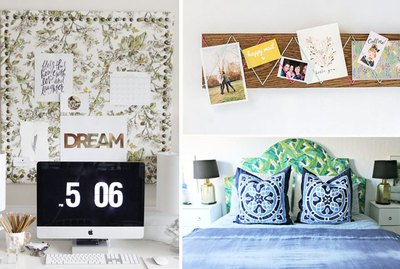 Make Your Dorm Room Feel Like Home