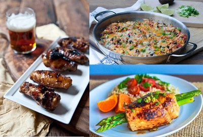 Easy and gourmet chicken recipes