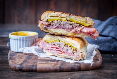 Cuban Sandwich How To (without a Panini press!)
