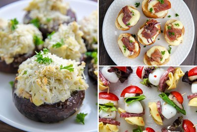 13 Party Appetizers & Finger Foods