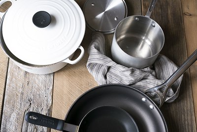 The Absolute Best Pots & Pans You Need for Every Day Cooking | eHow