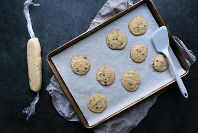 Slice and Bake Cookie Dough Recipe | eHow
