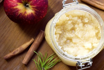 DIY Fall Inspired Body Scrub