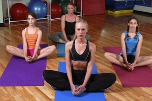 yoga poses for teens  ehow