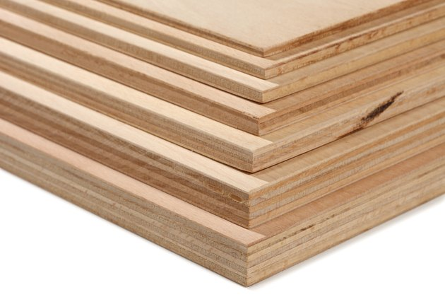 Plywood stack 3