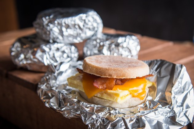 Easy Make Ahead Breakfast Sandwiches