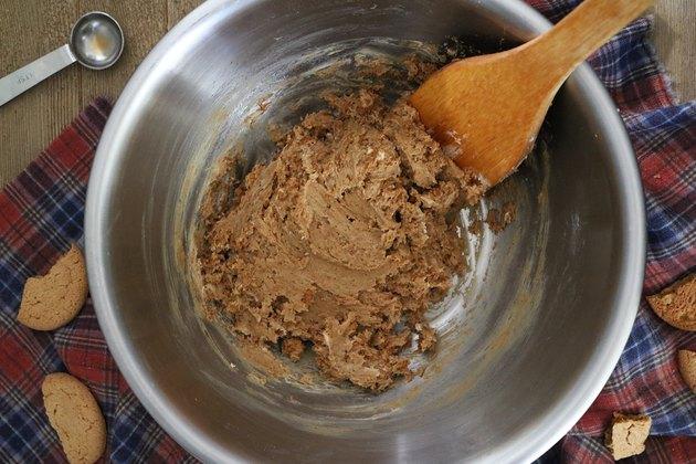 Gingersnap truffle filling