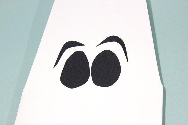 black ovals