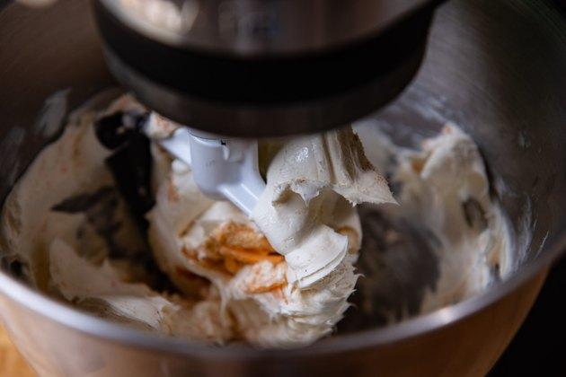 Cheese Ball Snowman Recipe