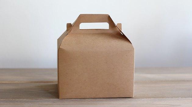 Gable gift box