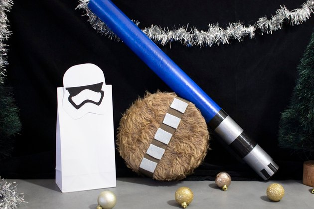 3 DIY 'Star Wars' Gift Wrap Ideas