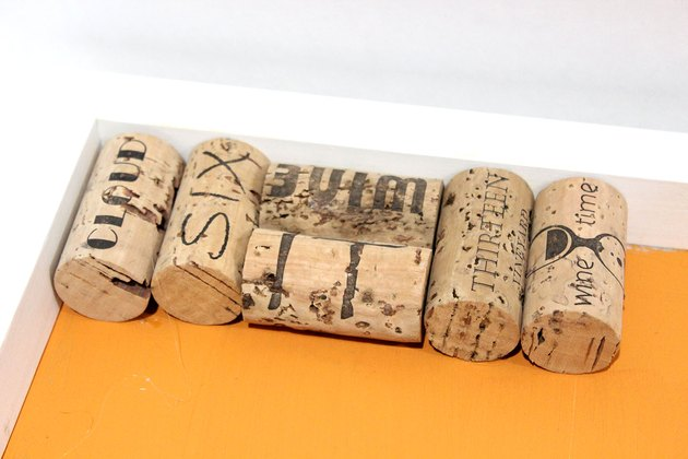 glue cork