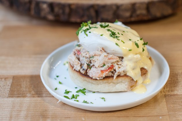 Crab Eggs Benedict Recipe