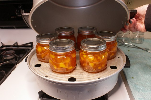 Get ready for a blast of summer when you open up a jar of homemade peach jam you made yourself.