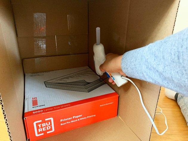 DIY Karton Oyun Yıkama ve Kurutma Makinesi