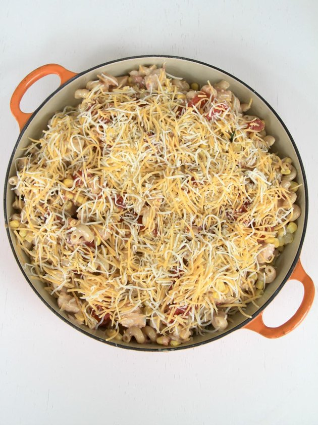 bbq chicken ranch casserole to bake
