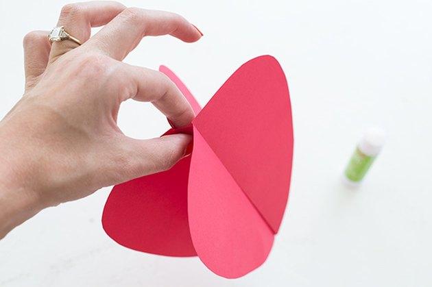 DIY Paper Strawberry Garland