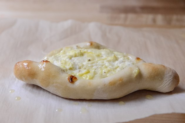 Easy Homemade Khachapuri Recipe