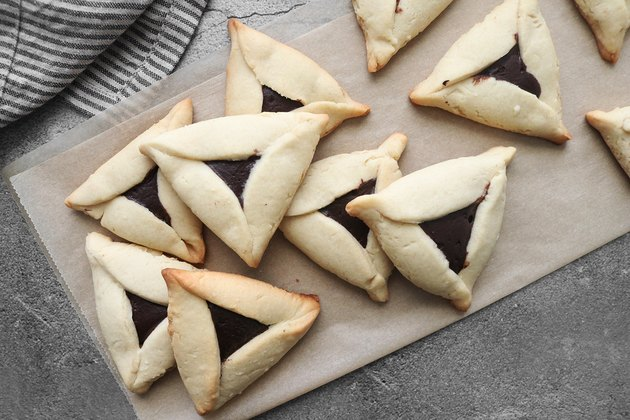 Easy hamentashen recipe