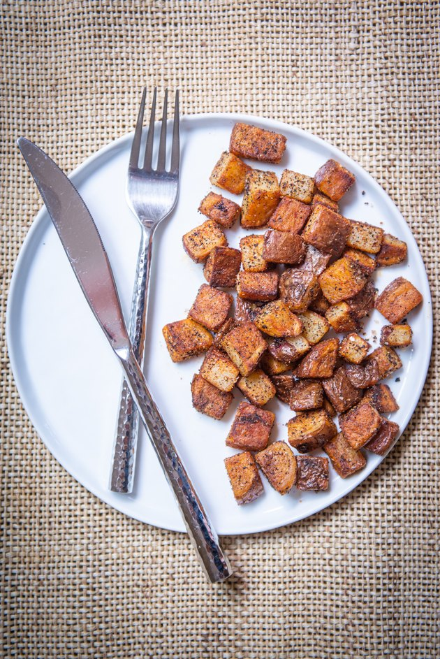 Easy Homemade Home Fries Recipe