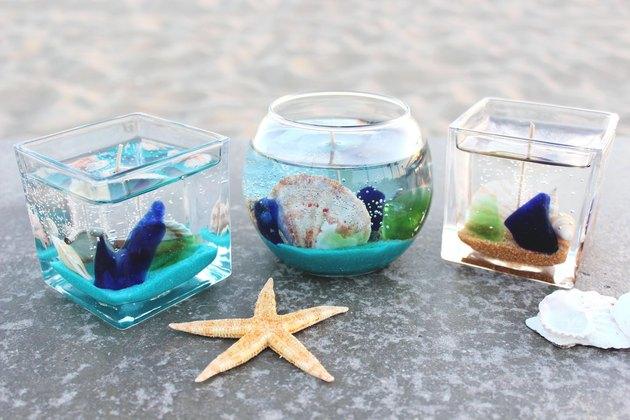 ocean candles