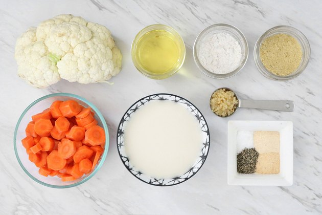 Vegan cheese sauce ingredients