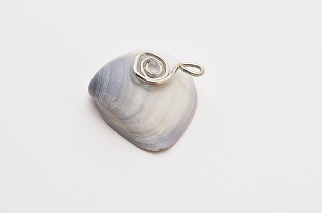 DIY Seashell Pearl Necklace and Ring