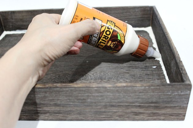 glue edges