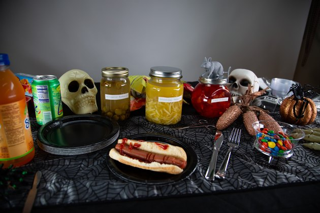 Halloween Spread