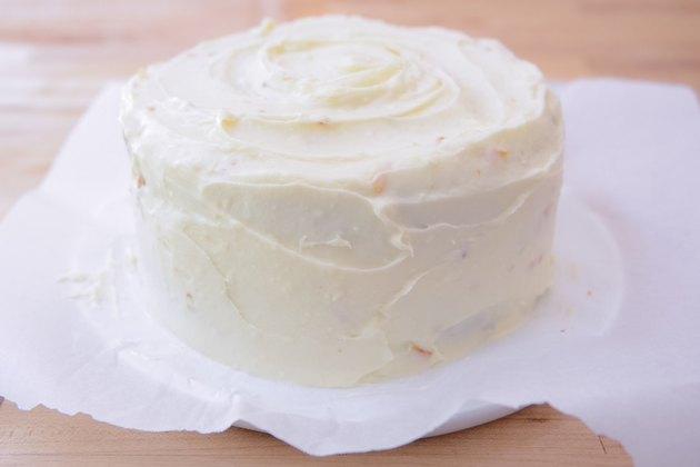 Orange Creamsicle Layer Cake Recipe