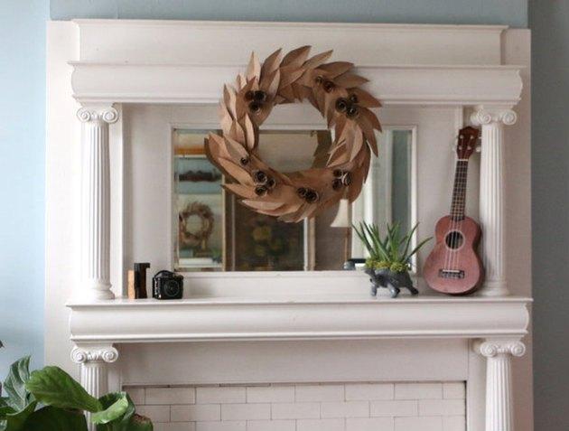 Display wreath