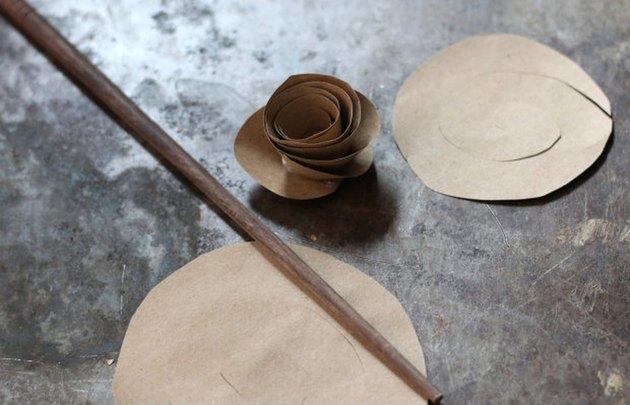Secure rosette