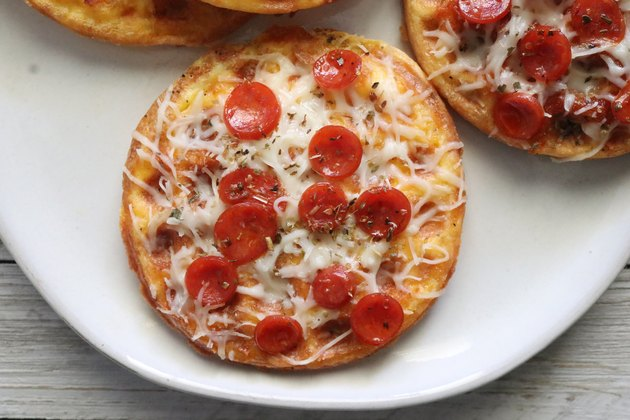 Pizza chaffles
