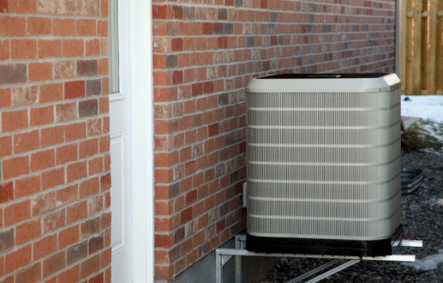 How To Install A Heat Pump Split System Ehow