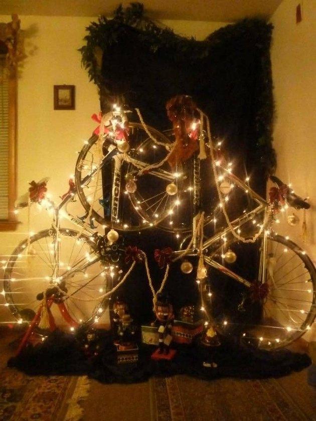 Giovanna Joann Baratto's Bicycle Tree