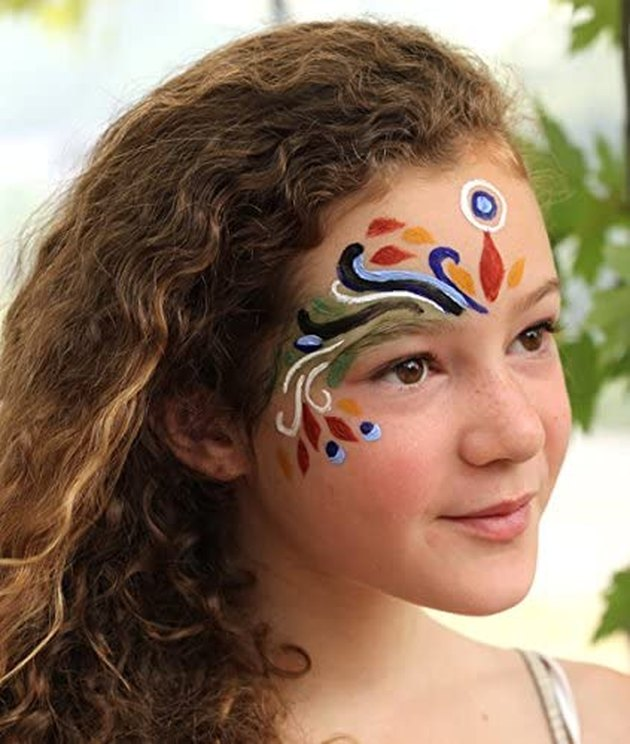 Natural Earth Face Paint Kit
