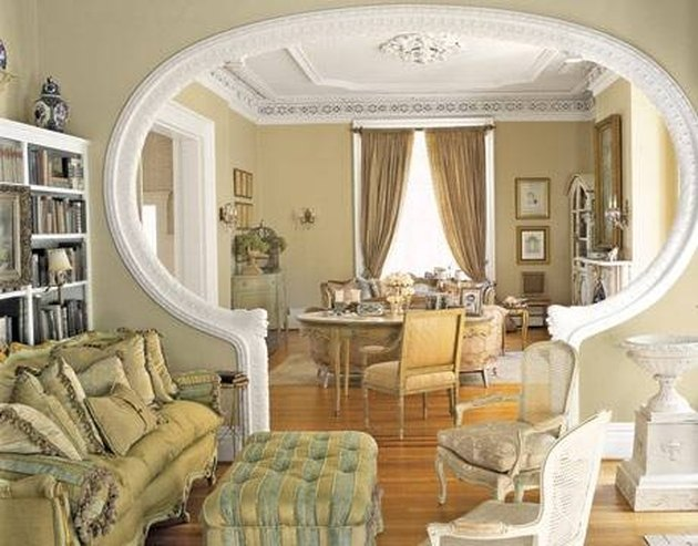 How To Paint A Room With Archways Ehow
