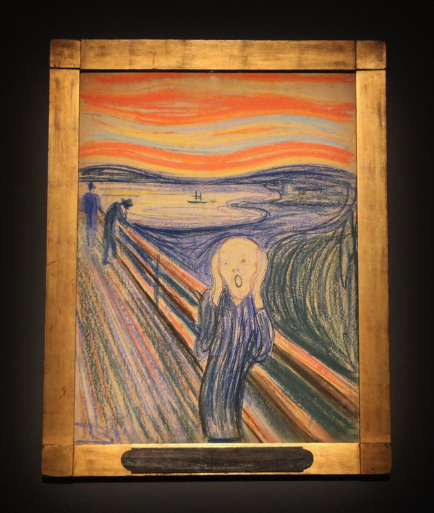 Edvard Munch's The Scream To Be Auctioned At Sotheby's Along Side Other Masters