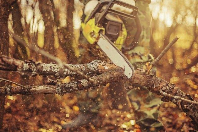 Chainsaw.