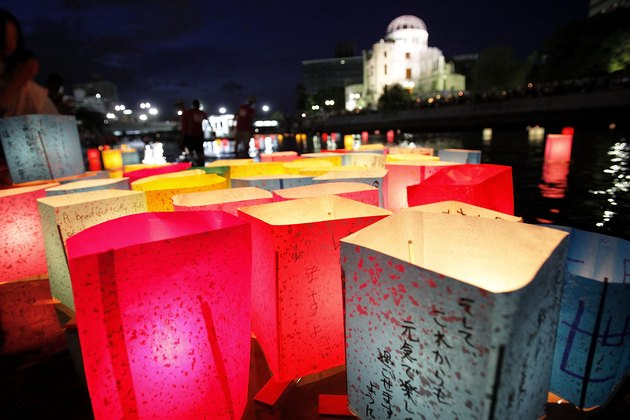 Hiroshima Marks 66th Anniversary Of Atomic Bomb