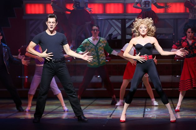 """""""Grease"""" Musical Returns To Melbourne"""
