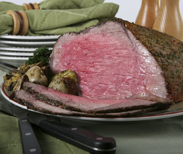 bottom round roast beef