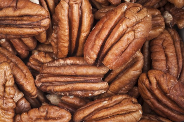 Pecan nuts, shelled