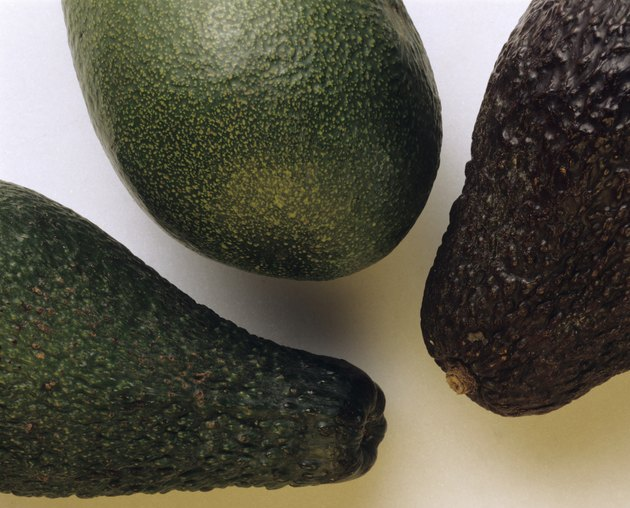 Assorted Avocados